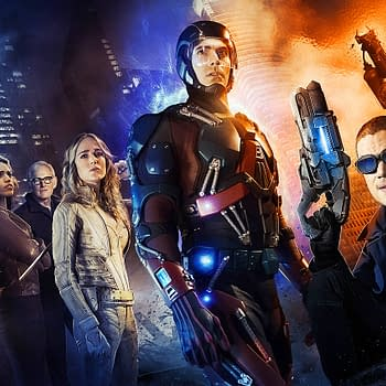 DCs Legends Of Tomorrow Season Finale &#8211 Live Coverage