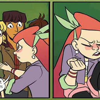 A New Comic From Hope Larson and Brittney Williams &#8211 Does Boom Have Another Lumberjanes In The Box For 2016