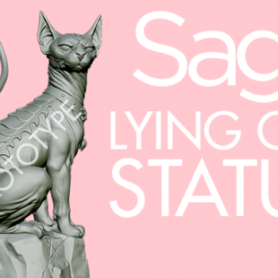 I Swear I'm Not LYING: Saga's Lying Cat Statue Taking Pre-orders