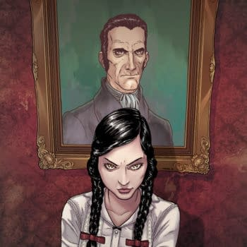 Max Bemis On Crossed: Badlands And Alan Moore's Providence This Week From Avatar Press