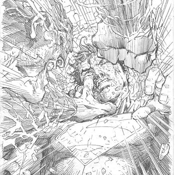 Rare Jim Lee Superman: Unchained Cover Now Added To New Jersey Comic Expo VIP Package
