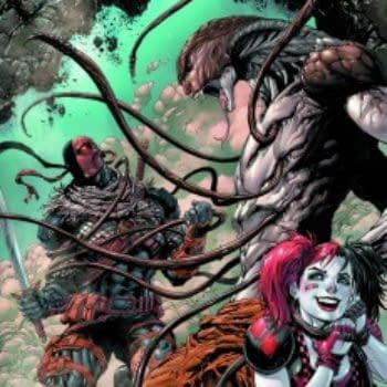 DC Comics Ch-Ch-Changes – From Cyborg To Bizarro….