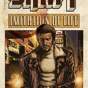 Ive Been A Fan Of The Character Since I Was A Little Kid. &#8211 David F. Walker Talking About Shaft