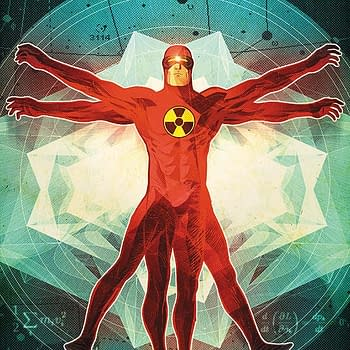 Juan Does Solar: Man Of The Atom Covers