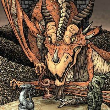I Just Read The First 5 Pages Of Jim Henson's The Storyteller: Dragons #1 And…
