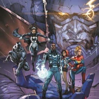 Thor's Comic Review Collumn: The Ultimates #1, Secret Wars #7, All-New Wolverine #1, Cyanide and Happiness: Stab Factory And More!