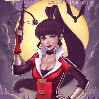 New Vampirella Covers By Chrisse Zullo And Ming Doyle
