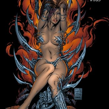 End Of An Era As Final Witchblade Ships This Week