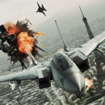 It Looks Like Ace Combat 7 Is Going To Be Announced At PlayStation Experience