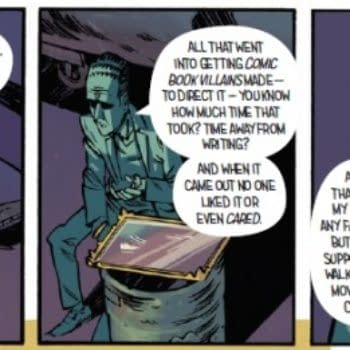 The Brutal Honesty Of James Robinson About LXG (And Everything Else) In Airboy #4