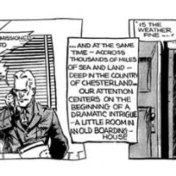 The Lost Teenage Work Of Will Eisner, Now On Kickstarter From Locust Moon