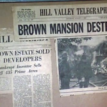 Doc Brown Didn't Burn Down His House For The Insurance In Back To The Future (SPOILERS)