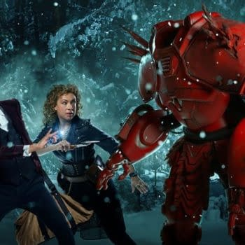 The Doctor Gets A New Sonic Screwdriver For Christmas Day – 'The Husbands Of River Song'