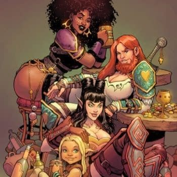 """""""The Wonderful And Weird"""" Kurtis Wiebe Talks Rat Queens Vol. 3 And What's To Come"""