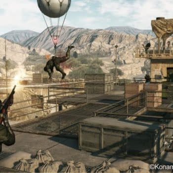 Konami Announce Metal Gear Online Competition