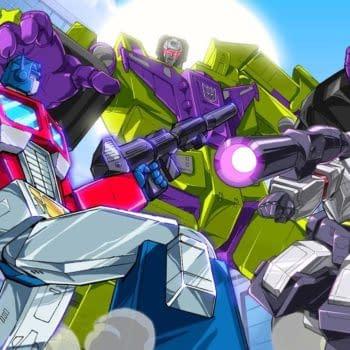 New Transformers: Devastation DLC Released Today