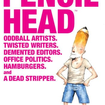 """An """"Autobiographical Stew"""" From Ted McKeever's Pencil Head This January"""
