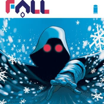 Great Premise, Could Have Picked A Better Title. Snowfall Is Coming From Image Comics