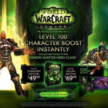 World Of Warcraft: Legion Might Be Coming Next September
