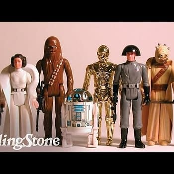 Surprise Collector &#8211 Rick Springfield And His Star Wars Figures