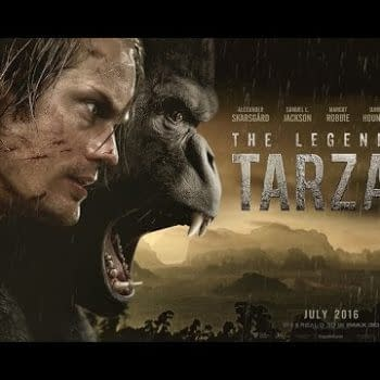 Official Teaser Trailer For The Legend Of Tarzan – From Dark Horse…