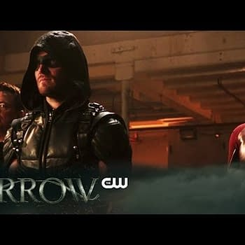 Flash / Arrow Crossover Event More Than Just A Backdoor Pilot