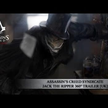 Assassin's Creed Syndicate's Jack The Ripper DLC Gets A Very Impressive 360° Trailer