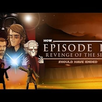 How Star Wars: Revenge Of The Sith Should Have Ended