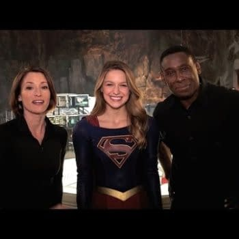 Supergirl Thanks Fans For Full Season As Gotham Catches Up
