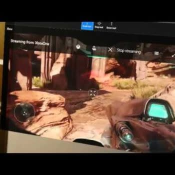 Here Is What Playing Halo 5 With HoloLens Looks Like