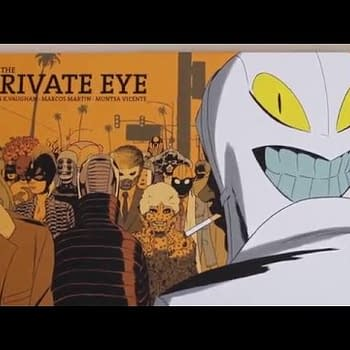 The Super Awesome Comic Review Show – Paper Girls The Private Eye Space Riders Totally Awesome Hulk And More