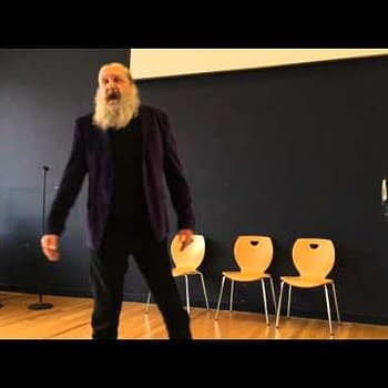 And Finally&#8230 When Alan Moore And Friends Talked Counter Culture For A Day