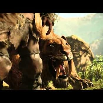 Catch 9 Minutes Of Gameplay From Far Cry Primal