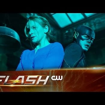 Inviting 3 Rogues To Christmas Is A Bad Idea For The Flash