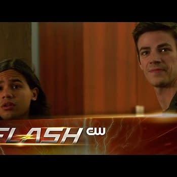 The Cast Of Flash / Arrow Talk Tonights Crossover