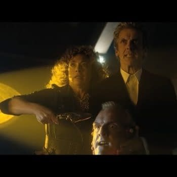 Trailers For The Doctor Who Christmas Special, The Makings Of Hell Bent And A New Sonic…