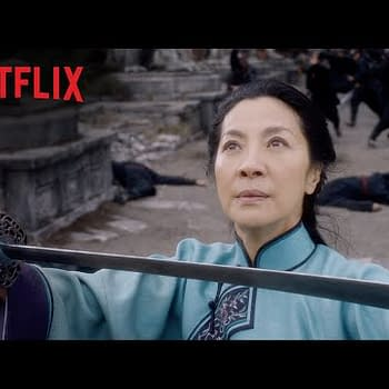 Netflix Releases Trailer For Crouching Tiger Hidden Dragon: Sword Of Destiny