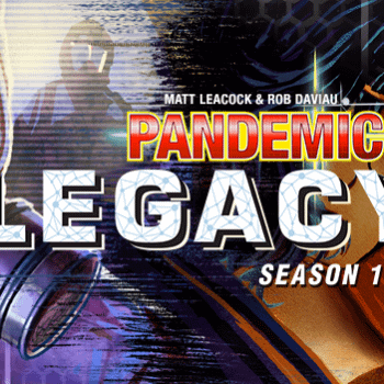 """""""When The Game Tells Us"""" Initial Reactions To Beginning The Journey Of Pandemic Legacy"""