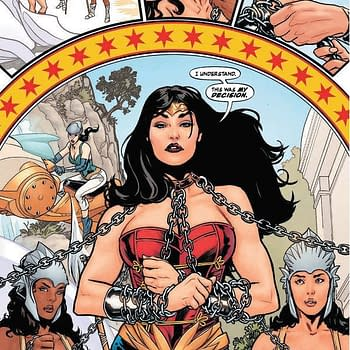 Massive Spoilers For Wonder Woman Earth One By Grant Morrison And Yanick Paquette Hit The Net &#8211 As Does A Very Negative Reaction (UPDATE)