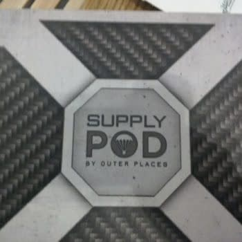 Unboxing The Star Wars Supply Pod From Outer Places On Christmas Eve…