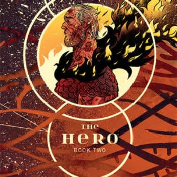 """""""Welcome David Rubin To The Table"""" The Hero Book 2 Releases This Wednesday"""