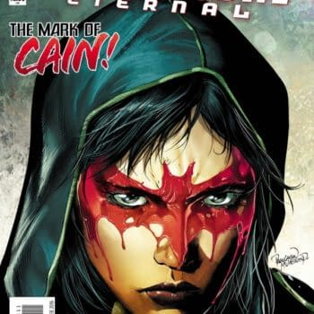 Batman And Robin Eternal #13 Gives Cassandra Cain A Brand New Look… (SPOILERS)