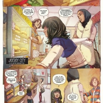 Ms Marvel Makes The Angoulême Official Selection For 2015 As Well As Outcast, Nimona, Letter 44, Saga And More