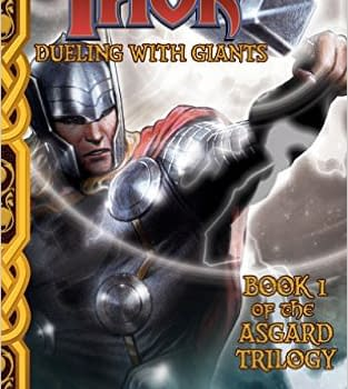 Joe Books To Publish Thor Novels From Keith R.A. DeCandido As eBooks And In Print