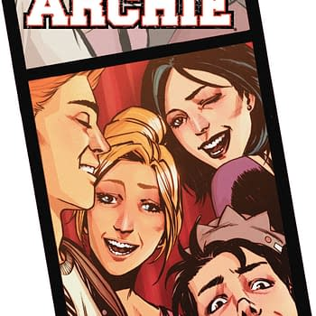 3 Heroes 2 High Schoolers And A Hedgehog In March 2016 From Archie / Dark Circle
