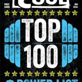 The Bleeding Cool Top 100 Power List 2015 – 31 To 29