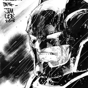 Jim Lee Introduces The Dark Knight III Collectors Edition (With Eddy Choi)