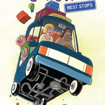 Get Ready For A Road Trip! Advance Review Of Clarence: Rest Stops #1