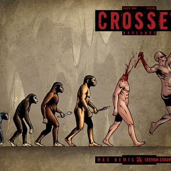 Max Bemis On Crossed: Badlands This Week From Avatar Press