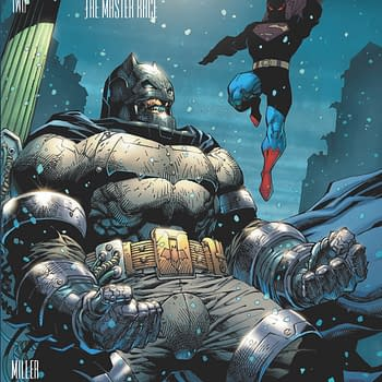 Five More Covers For Dark Knight III #2 From Jim Lee Frank Miller Eduardo Russo Klaus Janson And Cliff Chiang